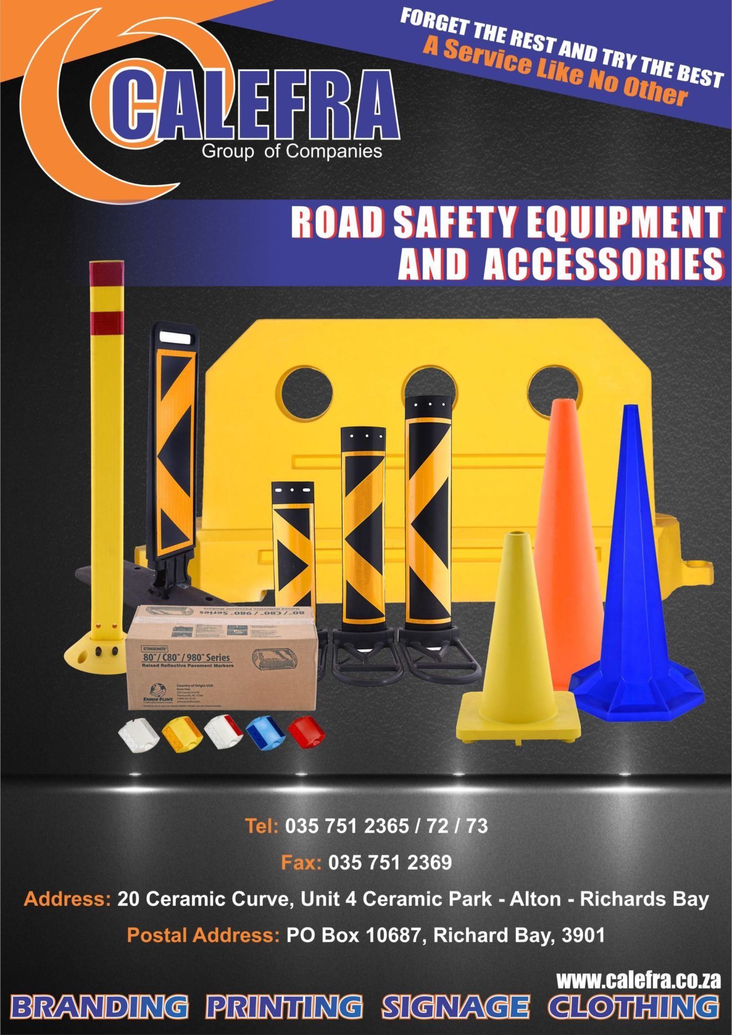 Traffic Road Safety Products